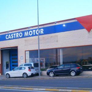 Foto Façana Castro Motor